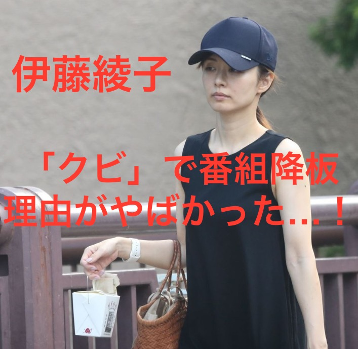 伊藤綾子、クビで番組降板?批判&抗議殺到で日テレ疲弊が理由だった?