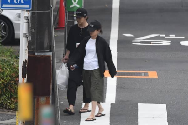 前田敦子(妊娠中)と勝地涼