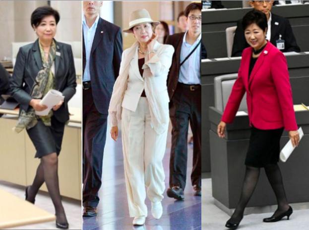 小池百合子の専属スタイリストは谷口愛子?全部私服との噂の真相は?