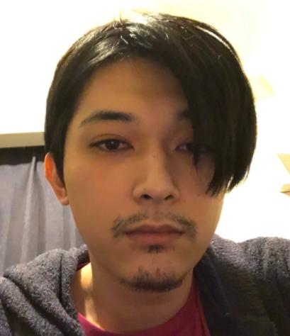 イケメン 髭
