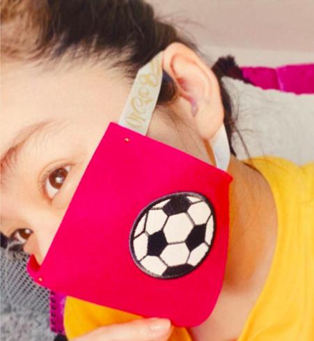 平祐奈が平野紫耀の匂わせをしてると言われるインスタグラム(instagram)の画像・動画(赤のマスク)