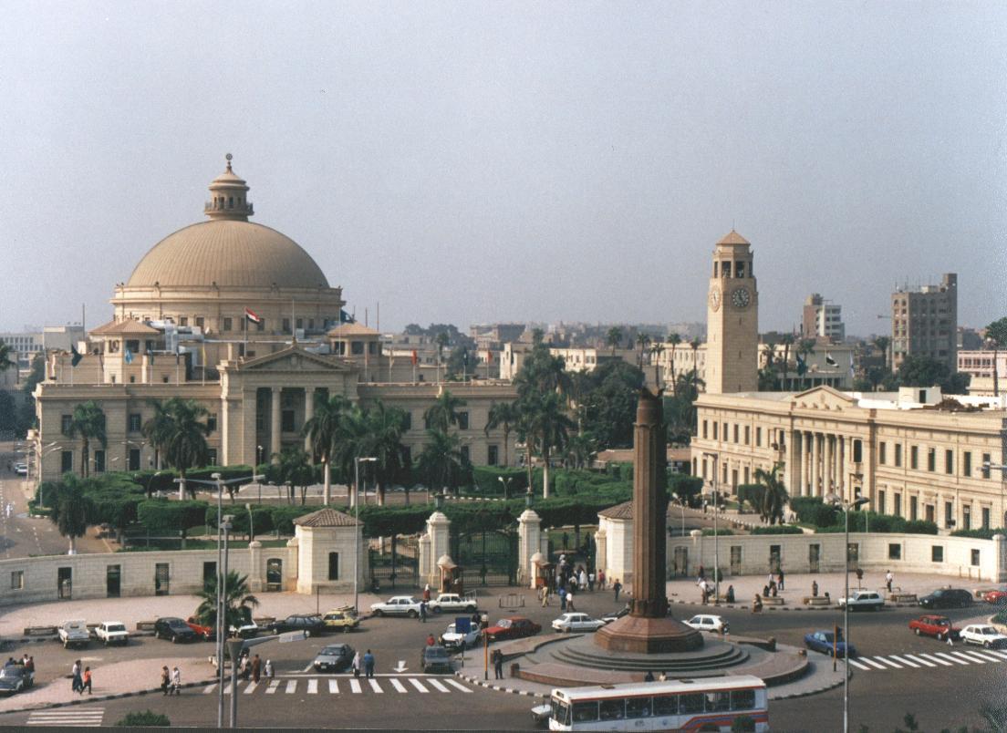 東京都知事・小池百合子が留学していたエジプトのカイロ大学