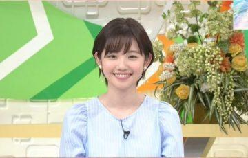 テレビ東京の田中瞳アナウンサー(髪型ショートカットのヘア)