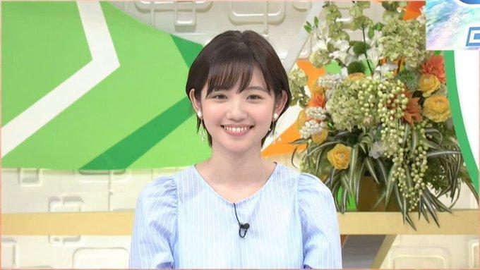 田中瞳アナがショートヘアに【画像】かわいい変化が止まらない!入社当時から比較してみた