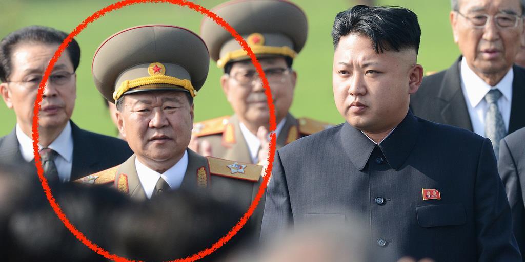 金与正(キム・ヨジョン)の結婚相手、崔成(チェ・ソン)の父親は、崔龍海(チェ・リョンヘ)