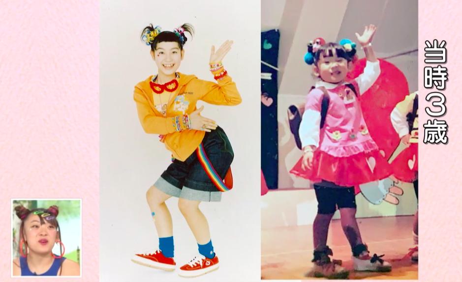 【画像】フワちゃんの子供時代がかわいすぎる!すでに原型がある「3歳ちびシノラー」