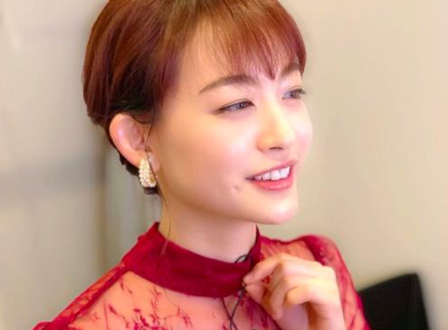 新井恵理那アナウンサーの熱愛彼氏が意外すぎる!美人でも結婚できない理由はなぜ?